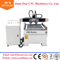 Osain Woodworking CNC Router 6090 / Furniture Carving Machine / Economic Price CNC Woodworking Cutting Equipment