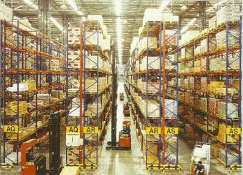 Interlock Pallet Racking System