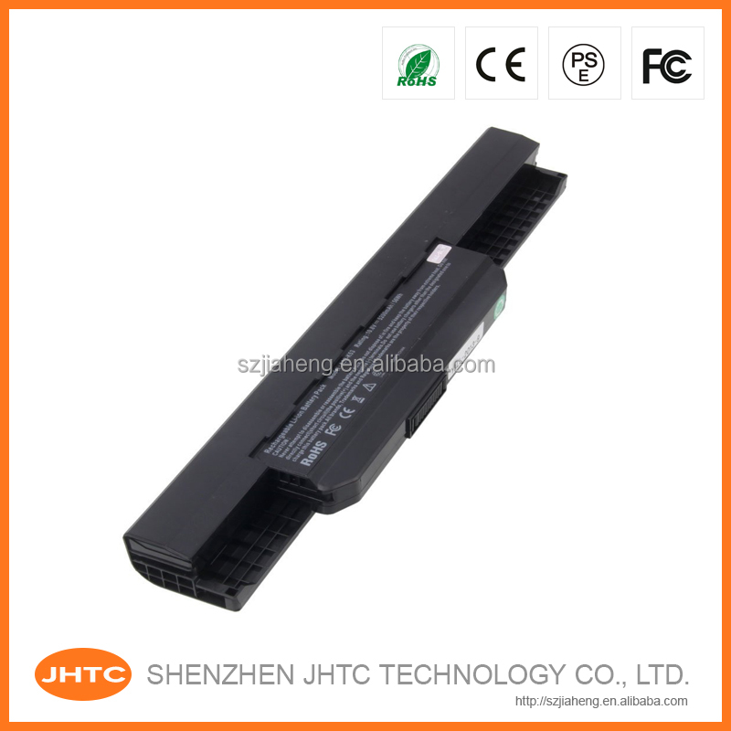 Wholesale 5200mAh li-ion battery pack for Asus a32-k53 A42-K53 K53B K53E K53F K53J K53S K53S E K53U laptop battery
