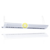 Commercial 4ft 40w 60w indoor suspended fashion design modern led linear pendant lighting