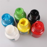 Hot Sell Non-toxic 12 Color Art Color Acrylic Paint