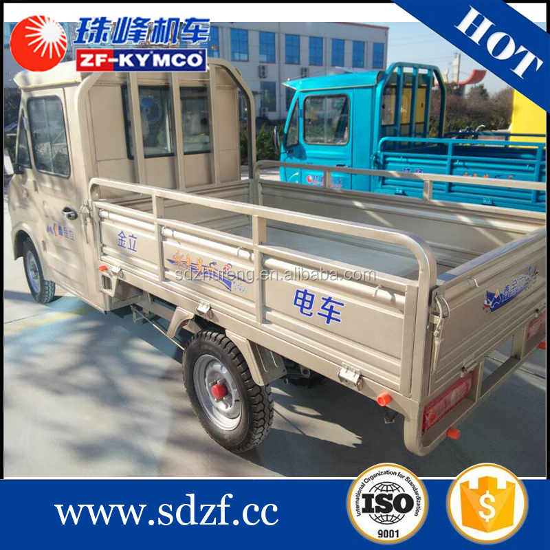 EEC Approved electric solar car pick up truck