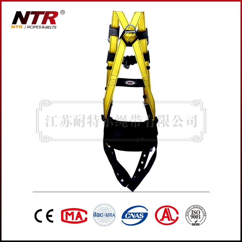 NTR BEESAFE 10G3F fall arrest retractable full body safety harness