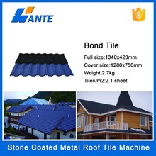 Trade assurance Stone coated steel roof tiles classic roof/Stone coated roofing tiles