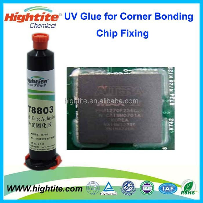 Manufacturer Price UV cure adhesive for corner bond-UV8801