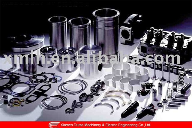 Genuine Cummins Engine parts Piston/Linner/Rod/Injector/Fuel Pump/Ring set