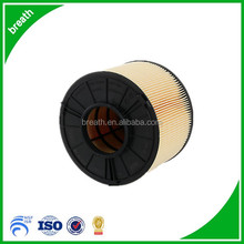 High quality plastic air filter regulator 8W0133843A/mann c17011