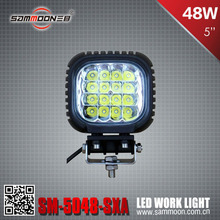 48W CREE LED Work Lights,Heavy Duty Lights SM-5048-SXA