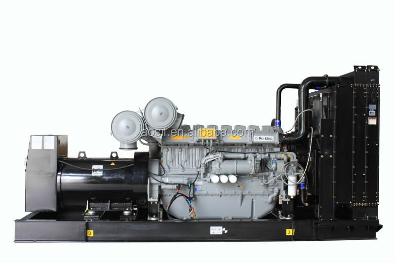 AOSIF 1000kw 50HZ 400V Diesel Generator Power by Perkins