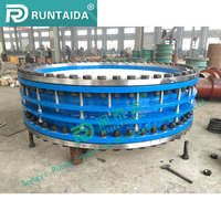 EN14525 ductile iron dismantling joints