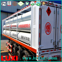 China Professional 6265Nm3,25MPa,Tube Trailer To Transport Cng