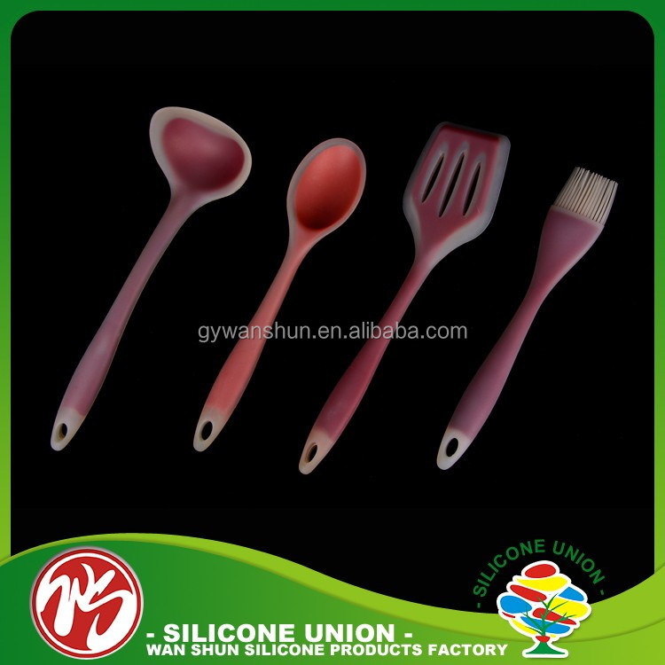 Best selling promotional silicone kitchen items /utensils