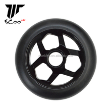high rebound customized color Pro scooter wheel with aluminum core Chinese supplier