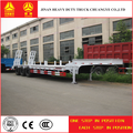 lowbed semi trailer with best quality