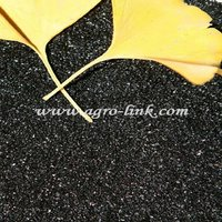 slow-acting flake potassium humate (HA-K) organic plant food