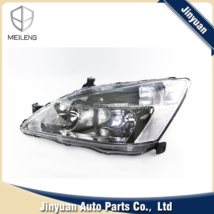 Headlamp OEM 33151-SDA-H01. Auto Spare Parts for HONDA ACCORD 2003-2007
