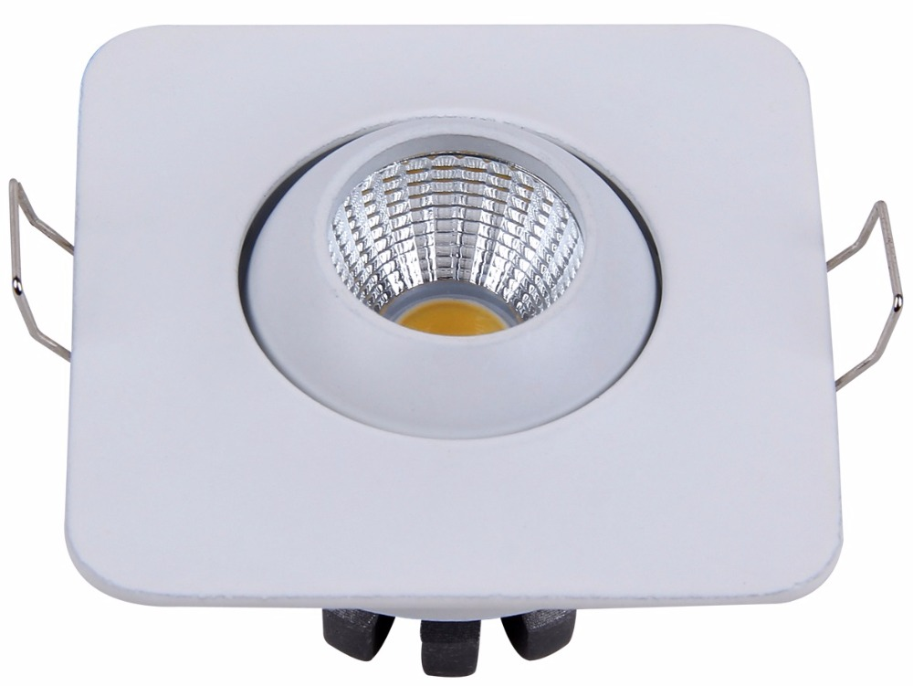 3 w surface mounted Aluminium LED ceiling light N-06