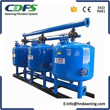 automatic pressure sand filter with good price