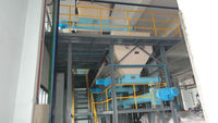 detergent powder production line equipment