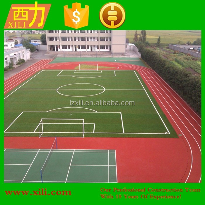 fencing sport equipment outdoor sports equipment polyurethane athletic track flooring