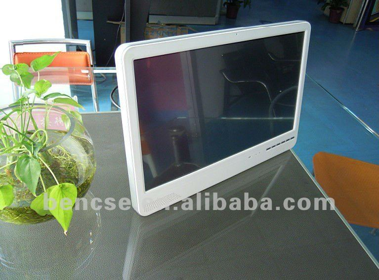 21.5 touch screen all in one pc/tv all in one 2120 Dual core i3/i5/i7 available webcam/buletooth/DVD ROM pc all in one