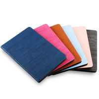 Made in China High Quality Smart luxury tree texture PU leather case for iPad air
