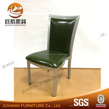 Metal Luxurious Teardrop Style Banquet Stacking Chair