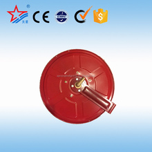 "Functional Design 1' or 3/4"" Durable Retractable Fire Hose Reel Cover For Hotels"