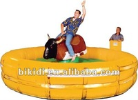 mechanical bull,surfboard simulater inflatables