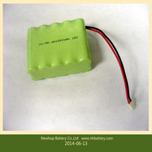 aa 2500mah 1.2v nimh rechargeable battery/cell