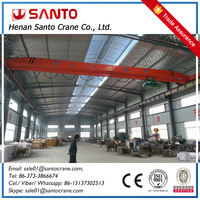 Mine and Yard Used workshop overhead crane Supplier