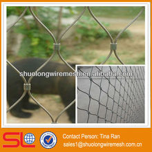 Wire cable rope mesh/sus304 stainless steel wire mesh