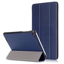 Hot selling Fashional (caster-grain)PU Leather flip leather tablet case for Xiaomi Mipad Mi Pad 3(7.9'')