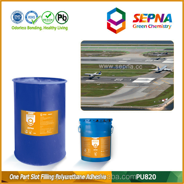 road construction material building materials wholesale polyurethane Polyurethane joint sealant for roadways