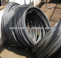 SAE1006 16mm Wire Rod in Coil with pickled and phosphate for bolt