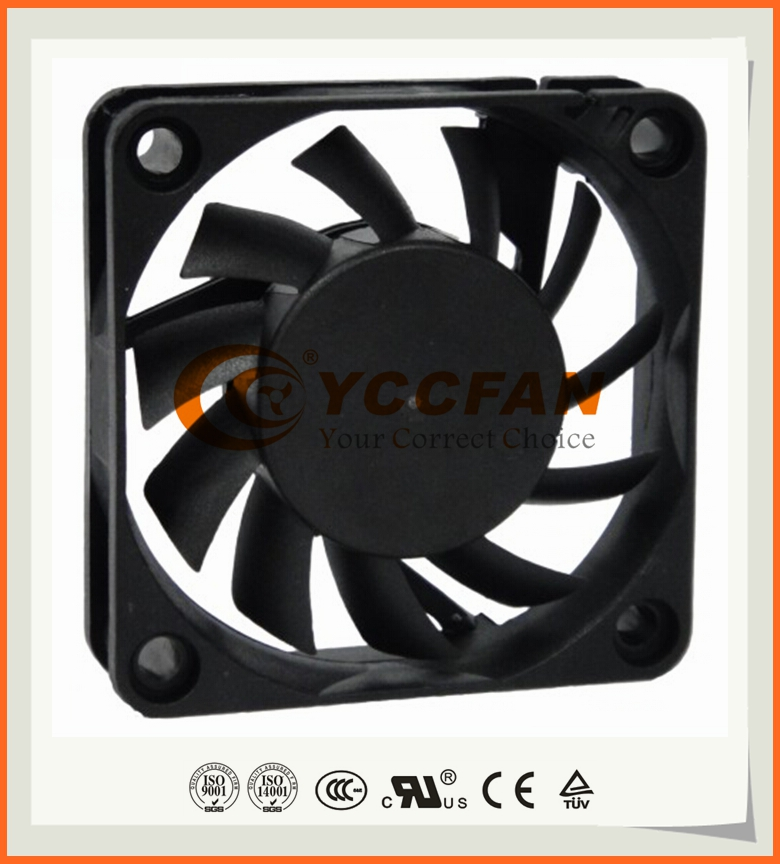 General high temperature resistance DC6015 dc axial fan manufacture factory
