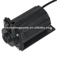 12V High quality mini brushless dc solar heater booster water pump