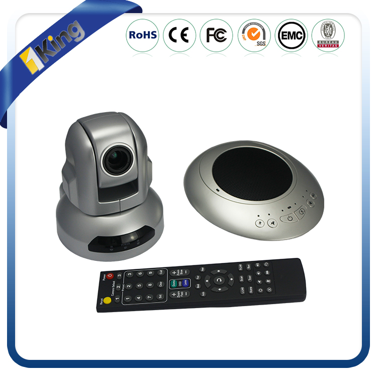 multi uhf wireless video conference system for meeting room