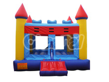 Cheap price home use inflatable bounce house for kids, indoors nylon Residential Inflatable Bouncer