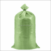 cheap price recycled pp woven plastic garbage bags for construction