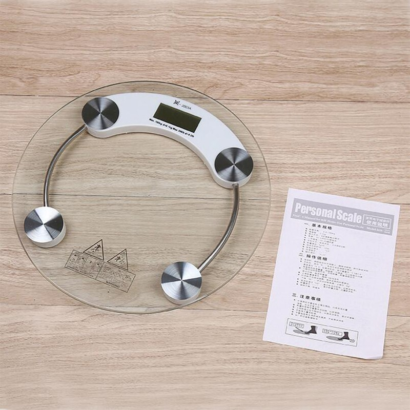 180 Kg Electronic personal body weight bathroom scale mechanical with Factory OEM
