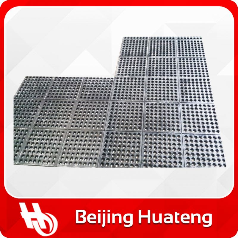Industrial Anti-Fatigue Commercial Electrically Conductive Safety Floor Rubber Mats