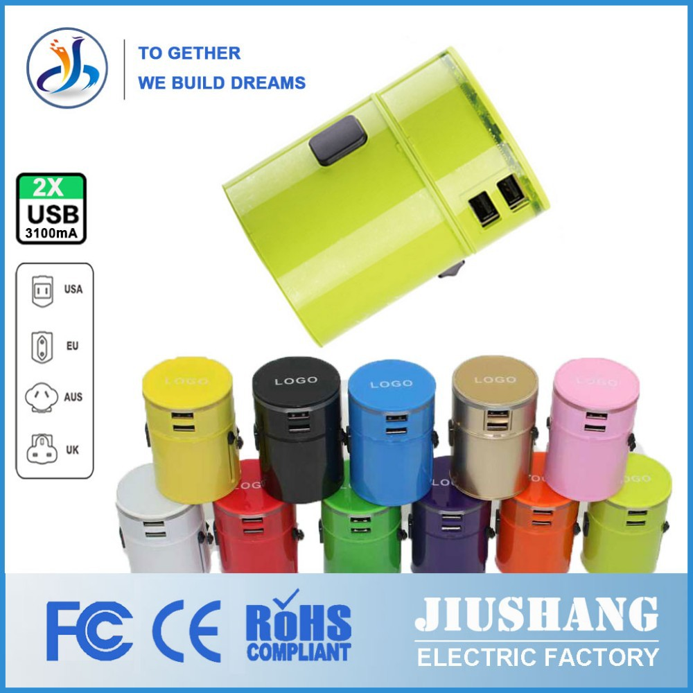 high perfomance thailand travel plug adapter,usa adaptor plug