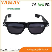 shooting photo smart glasses with bluetooth