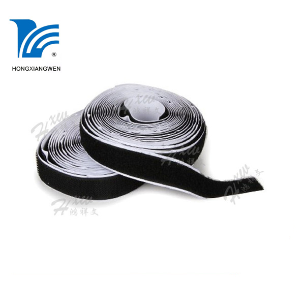 adhesive magic Straps Roll Fabric Fastener Strip