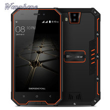 Blackview BV4000 Smartphone IP68 Waterproof Quad Core Android 7.0 3G mobile phone 4.7 inch IPS Corilla Glass cell phone 8MP GPS