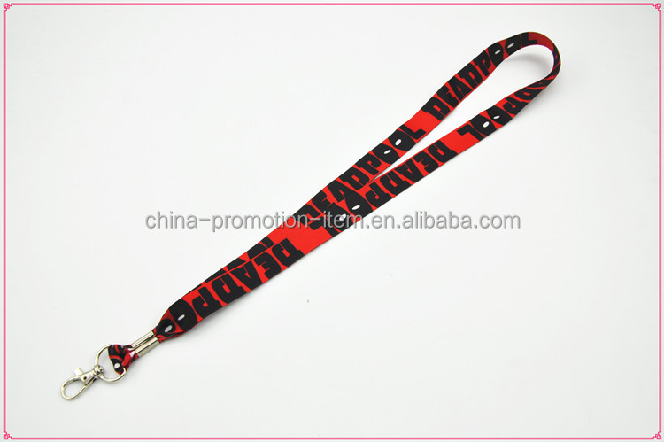 Custom design lanyard for sale and name badge lanyard online