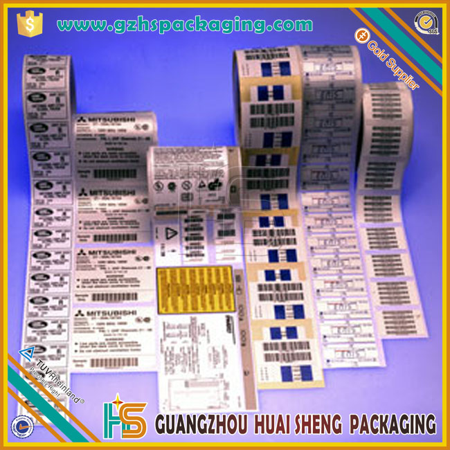 Wholesale Perforated Adhesive label manufacturer supplier in China for stickers