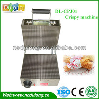 Super energy-saving excellent performance crispy rice cake machine