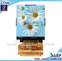 "1.77""128*(RGB)*160 Mobile phone TFT touch screen"